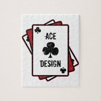 Ace Design Puzzles