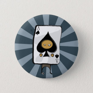 Ace in Las Vegas Button