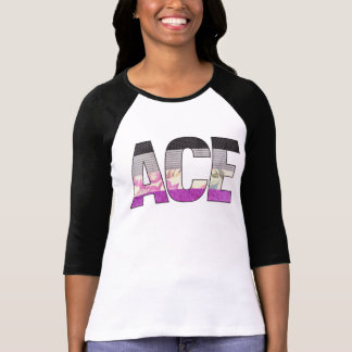 Ace | Mixed Patterns T-Shirt