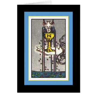 Ace of Cups Greeting Card