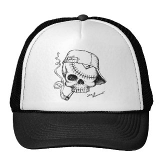 Ace of Diamonds Cap