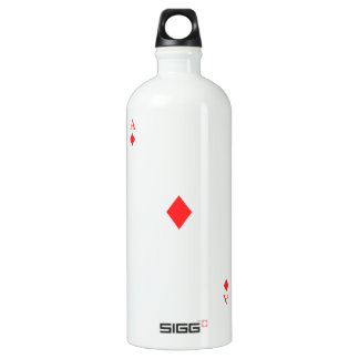 Ace of Diamonds SIGG Traveller 1.0L Water Bottle