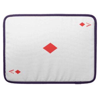 Ace of Diamonds Sleeve For MacBooks