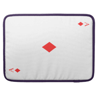 Ace of Diamonds Sleeves For MacBooks