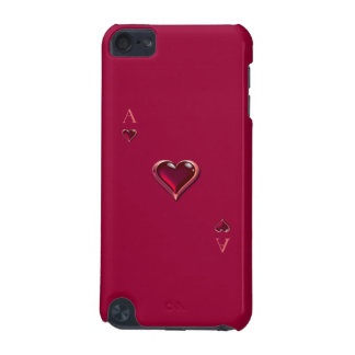 Ace of Hearts iPod Case