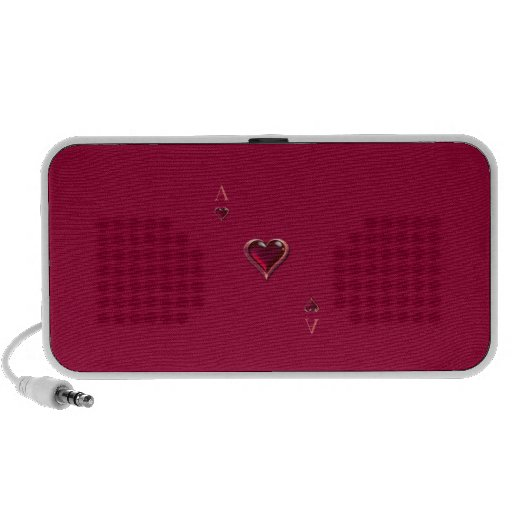 Ace of Hearts mini Speakers
