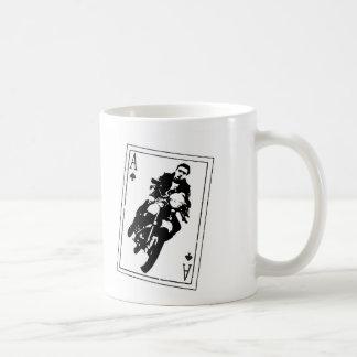 Ace of Spades Cafe Racer Coffee Mug