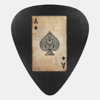 Ace of Spades Plectrum