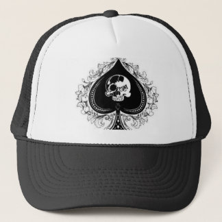 Ace_Of_Spades Trucker Hat