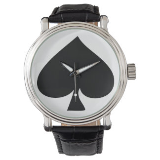 Ace Of Spades Watch
