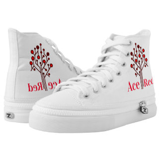 Ace Reds shoes