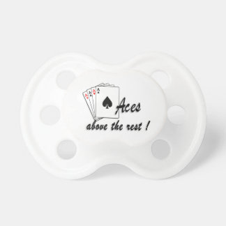 Aces Above the Rest Dummy