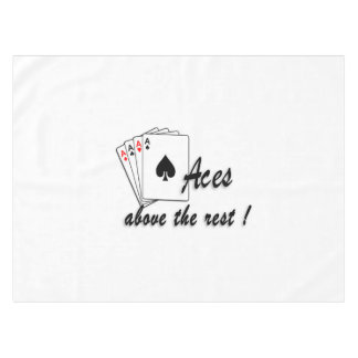 Aces Above the Rest Tablecloth
