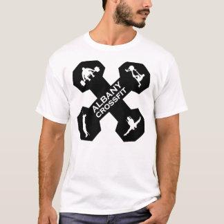 ACF Black Dumbell T-Shirt