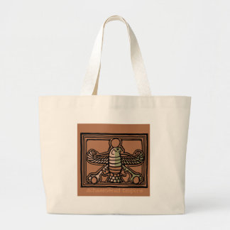 Achaemenid Empire by AncientAgesPrints Large Tote Bag