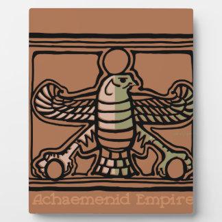 Achaemenid Empire by AncientAgesPrints Plaque