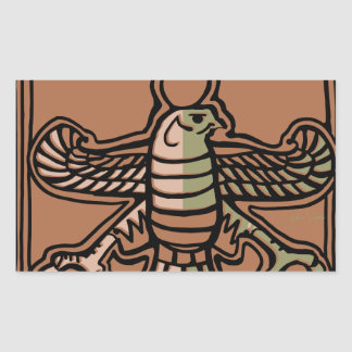 Achaemenid Empire by AncientAgesPrints Rectangular Sticker