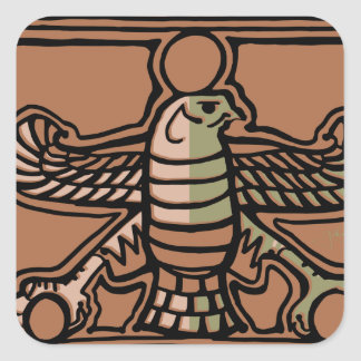 Achaemenid Empire by AncientAgesPrints Square Sticker