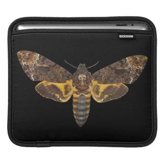 Acherontia Lachesis - Death's-head Hawkmoth iPad Sleeve