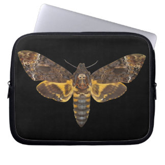 Acherontia Lachesis - Death's-head Hawkmoth Laptop Sleeves