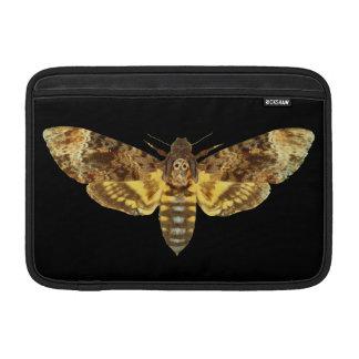 Acherontia Lachesis - Death's-head Hawkmoth Sleeves For MacBook Air