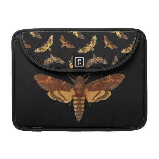 Acherontia Lachesis - Death's-head Hawkmoth Sleeves For MacBooks