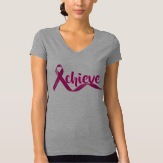 achieve cancer awareness testing cure inspiration T-Shirt