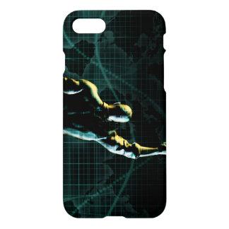 Achieve Success as a Symbolic Concept Background iPhone 7 Case