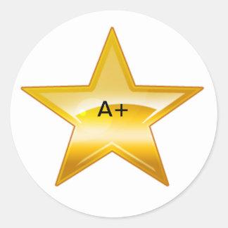 achievement sticker