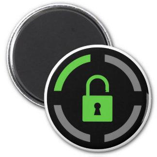 Achievement Unlocked 6 Cm Round Magnet