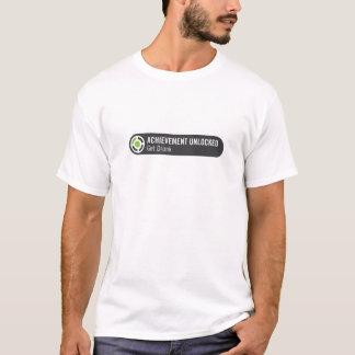 Achievement Unlocked Get Drunk T-Shirt