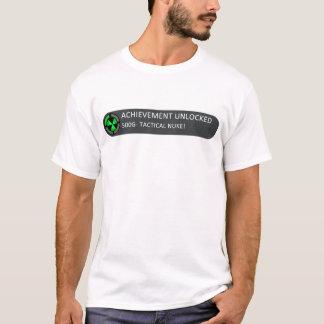 Achievement Unlocked  Tactical Nuke T-Shirt