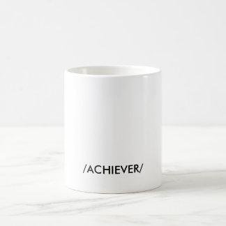 """ACHIEVER"" COFFEE MUG"
