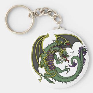 Achiko the Dragon Keychain