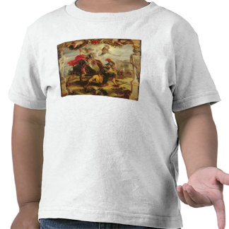 Achilles Defeating Hector, 1630-32 T-shirts