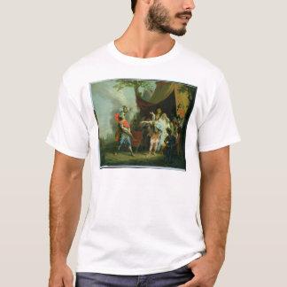 Achilles has a dispute with Agamemnon, 1776 T-Shirt