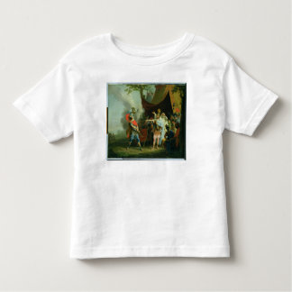 Achilles has a dispute with Agamemnon, 1776 Toddler T-Shirt
