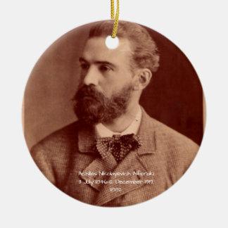 Achilles Nikolayevich Alferaki Ceramic Ornament