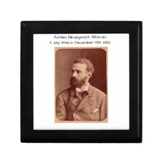 Achilles Nikolayevich Alferaki Gift Box
