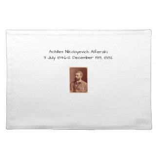 Achilles Nikolayevich Alferaki Placemat