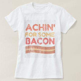 Achin for Bacon Vintage T-Shirt