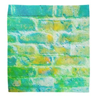 Acid brickwork bandana