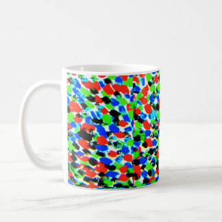 Acid Bright Spots Coffee Mug
