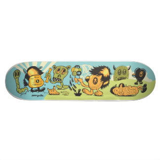Acid Days 1 Skate Decks
