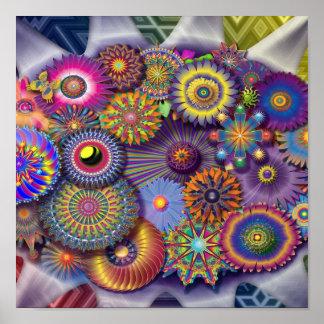 Acid Drop Print