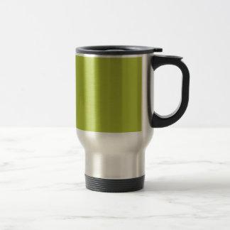 Acid Green Elegant Fashion Color Mug