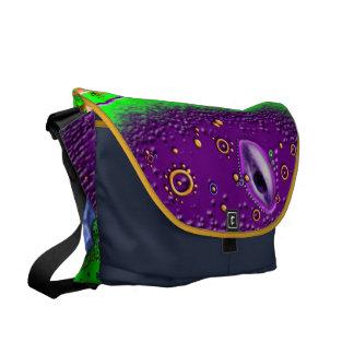 Acid Planet Messenger Bag