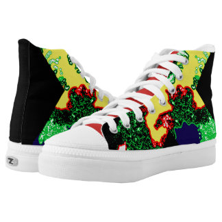 Acid Rain III High Tops