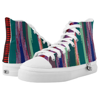 Acid Rain VI High Tops