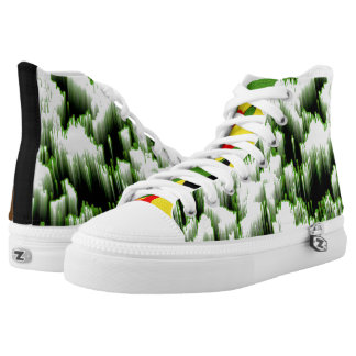 Acid Rain VIII High Tops